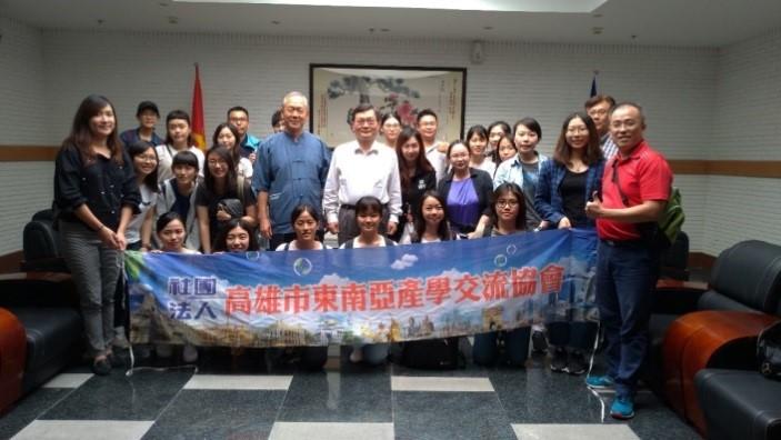 文藻外大師生參訪團看見蛻變後的越南與台商精神  臺青年大改觀